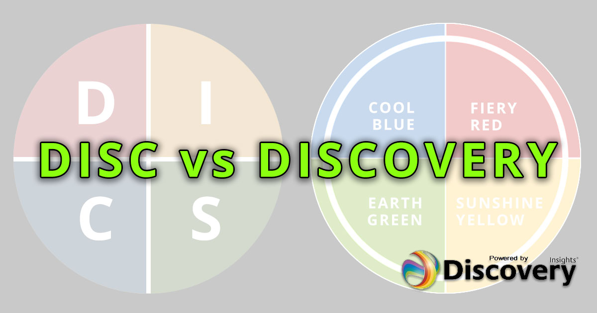 disc vs discovery